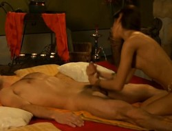 Fellatio Fantasy With indian MILF