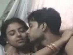 Desi Pair On Honeymoon