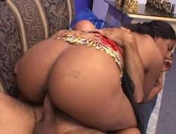 Nasty indian wench loves to ride a rock hard cock