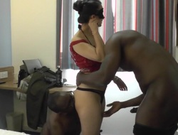 Indian Punjabi Wife Hotel BBC Meet - Part 1